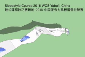 世界顶级单板滑雪运动员们正向中国进发