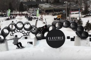 Empire Games 2016 – Ski Saint-Bruno
