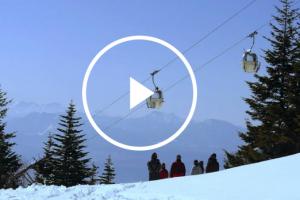 中国滑手日本志贺高原之旅