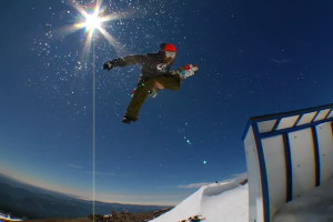 High Cascade Snowboard Camp 出品: The Highlighter with Bode Merrill