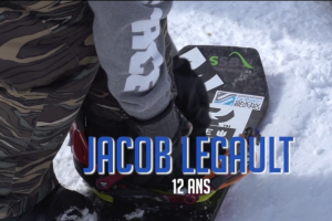 12岁的Jacob legault