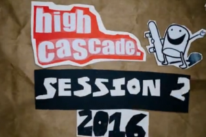 High Cascade Session 2 2016 – 视频回顾
