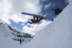 Jaeger Bailey – Mammoth 2016赛季前