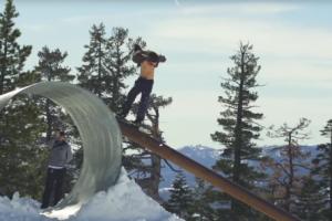 阿迪达斯单板滑雪 – OK TO SHRED
