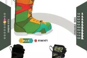滑手的温度|CELSIUS 2016/17雪季雪鞋系列介绍