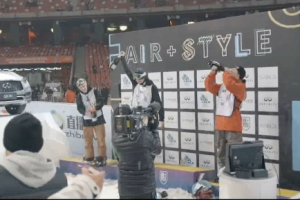 Marcus Kleveland获得2016北京Air and Style冠军 – 精彩片段
