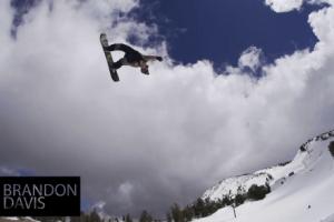 Brandon Davis – Mammoth赛季前滑雪2016