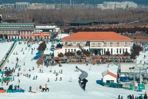 南山滑雪场为懂快乐的你开放