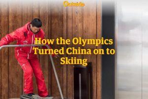 奥运会如何推动中国滑雪运动发展?