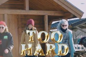 世界上最扑街的全女性滑手团队-TOO HARD
