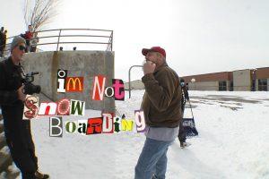 "Absinthe Films团队视频""I'M NOT SNOWBOARDING"""