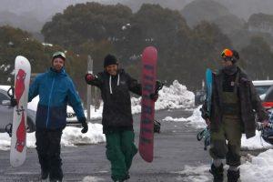 澳大利亚的冬天|Thredisodes 2017雪季视频精选